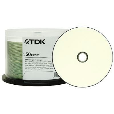 CD-R 80 min700MB 52X 50 Pk Wht