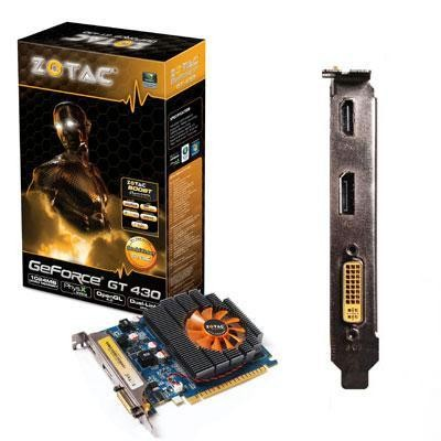 GeForce GT430 1GB DDR3 128 bit
