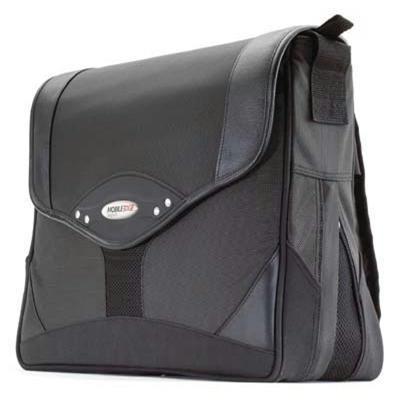 Prem Messenger Bag Charcoal/bk
