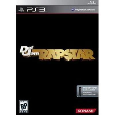 Def Jam Rapstar Bundle PS3