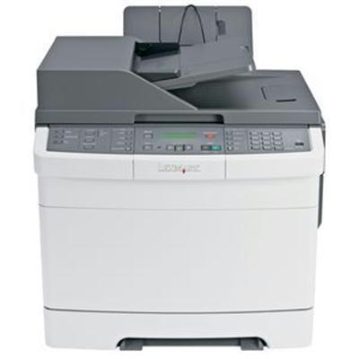 X544DW Color Laser MFP