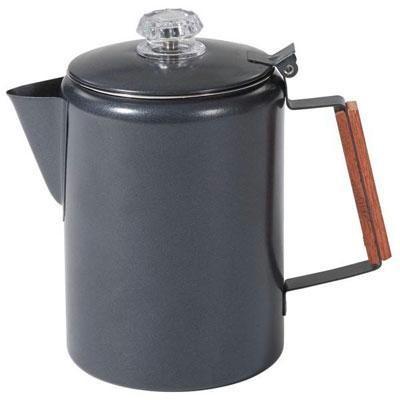 Black Granite 12 Cup Perc