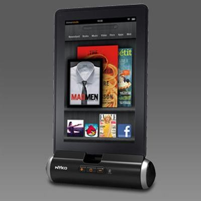 Kindle Fire Speaker Stand