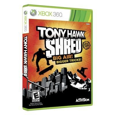 Tony Hawk Ride 2: Shred X360