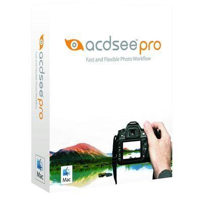 ACDSee Pro(Mac) Box Full Versi