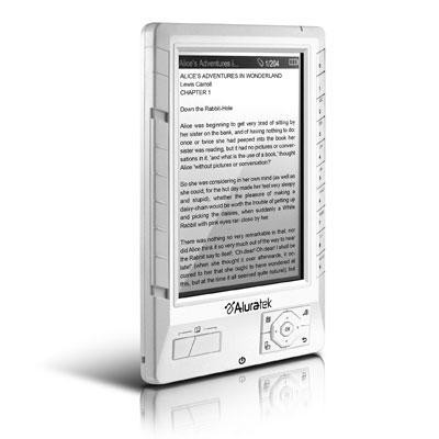 Libre eBook reader Pro. White