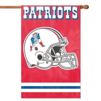 Pats Retro Applique Bannerflag