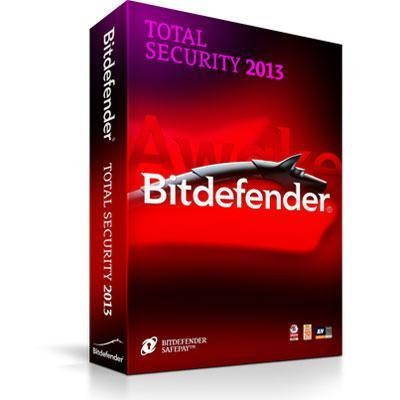 Total Security 2013 3pc 1yr