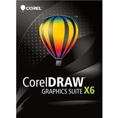 CorelDRAW GraphicsSuite X6 Upg