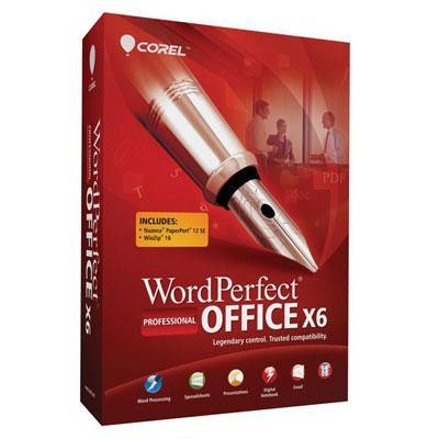 WordPerfect Office X6 Pro Upg