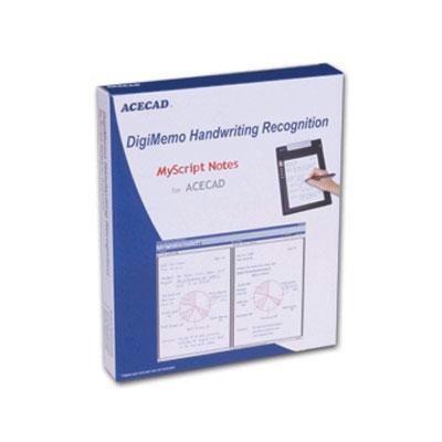 Acecad Digimemo Ocr Software