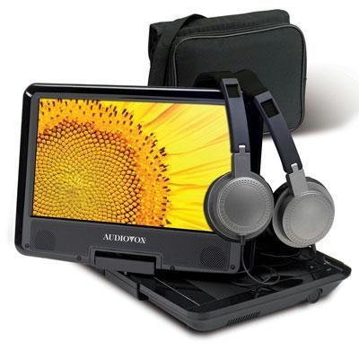 "9"" Screen Portable Dvd Player"