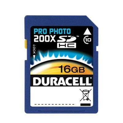 Duracell Hi Speed Sd16gb