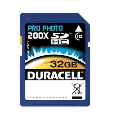 Duracell Hi Speed Sd 32gb