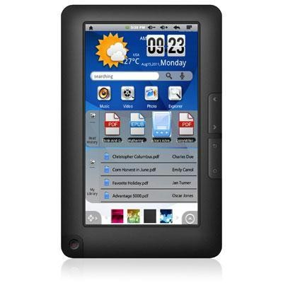 """Ematic 7\"""" Touch eBook Android"""