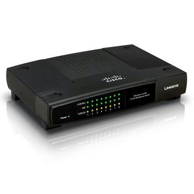 Switch 8-port 10/100mbps Wkgr
