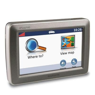 GPSMAP 640 GPS Unit