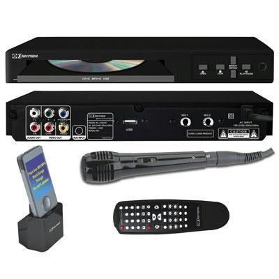 Cdg/mp3g Karaoke Player
