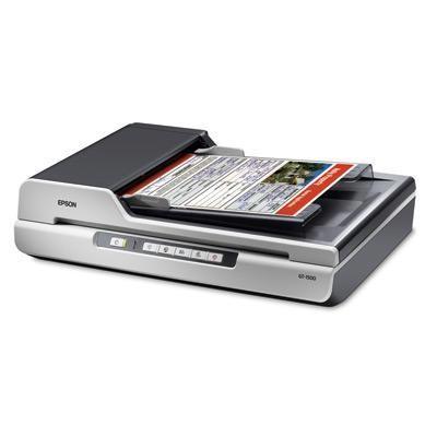 WorkForce GT-1500 Scanner