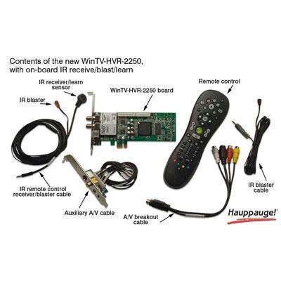 Wintv-hvr 2250 Mc Kit Bundle