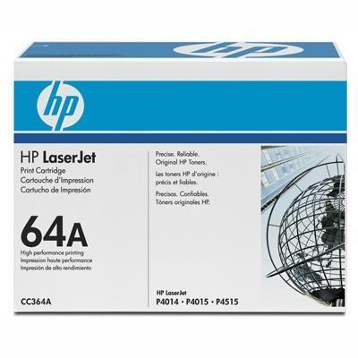 Laserjet Cc364a Black Print A