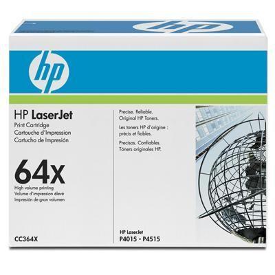 Hp Laserjet 64x Black Print A