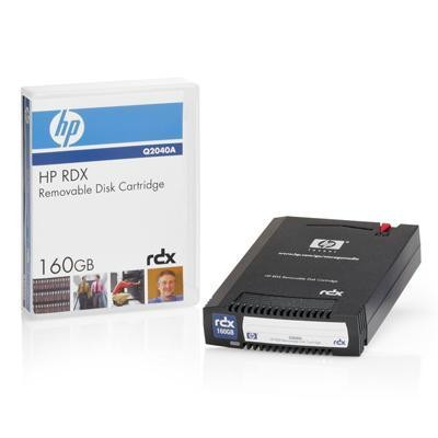 RDX 160GB Removable Disk Cartr