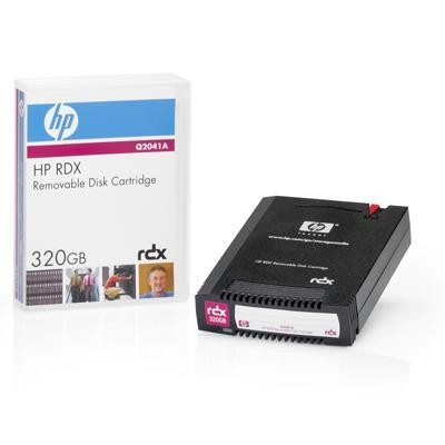 Rdx 320gb Removable Disk Cartr