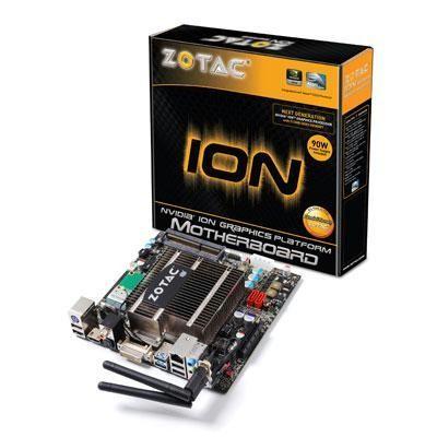 ION MB mini-ITX