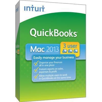 Quickbooks 2013 For Mac 3 User