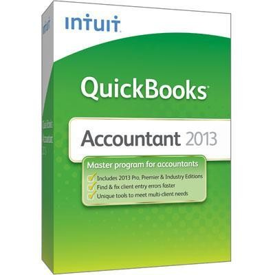 Qb Premier  Accountant 2013