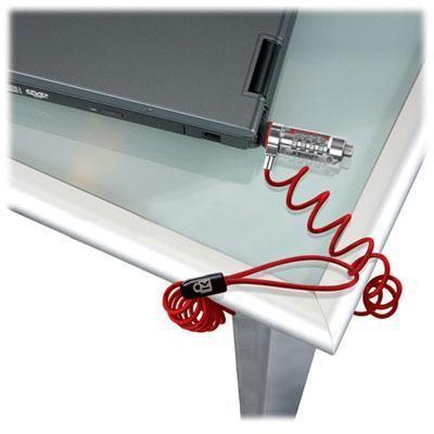 Combosaver Portable Lock Red