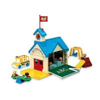 Schoolhouse Play Set