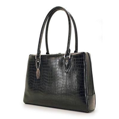 "Milano Handbag 17"" Black"