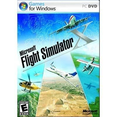 Flight Simulator X Stand