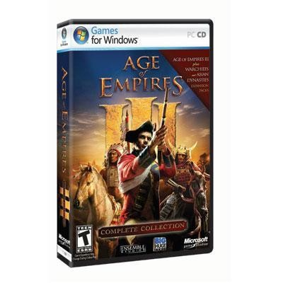 Age Empires Iii: Complete