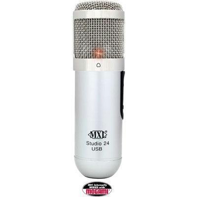 Studio 24 Bit Usb Microphone