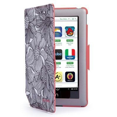 Nook FitFolio Coral Pink