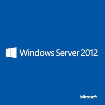 Ms Server Standard 2012