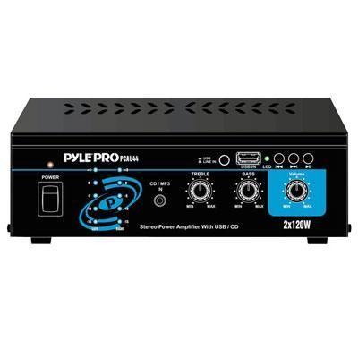 240W Mini Power Amp with USB