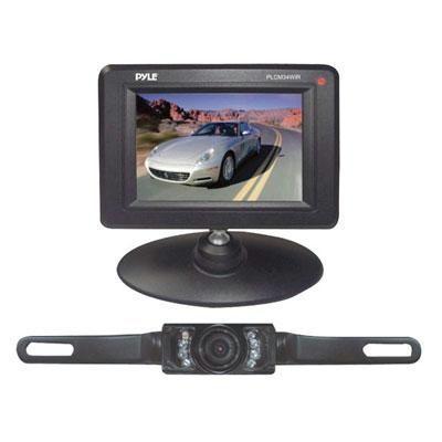 Wireless Rearview & Camera
