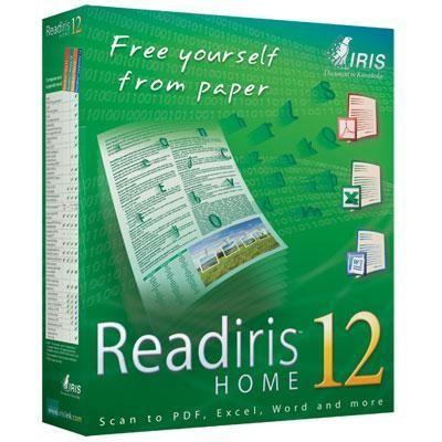 Readiris Home 12 for PC