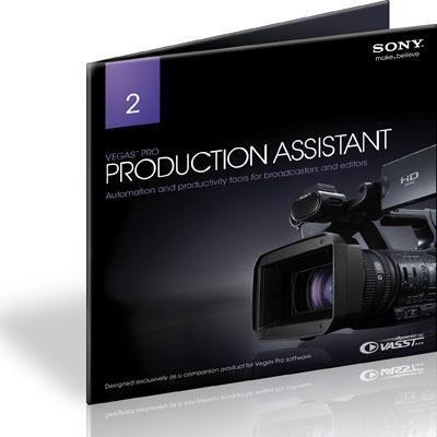Vegas Pro Production Assist 2