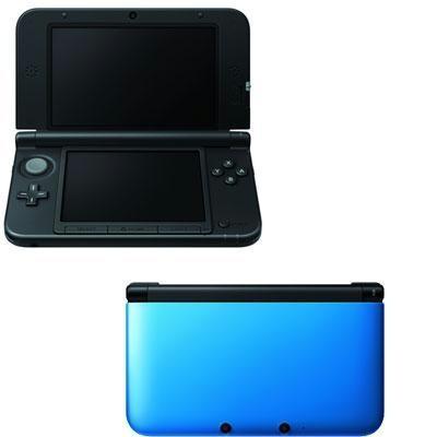Blue Black 3ds Xl