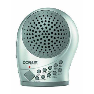 Silver Sound Machine W Night
