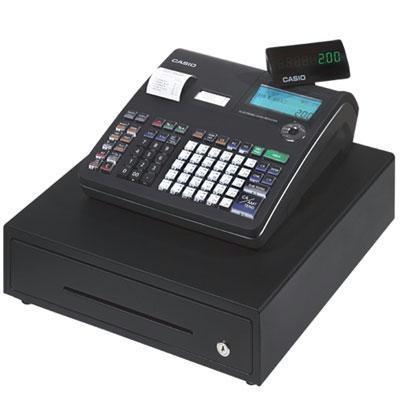 Cash Register-med Metal Cash D