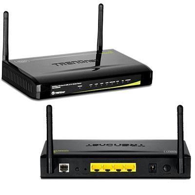 Wireless N 300 Modem Router