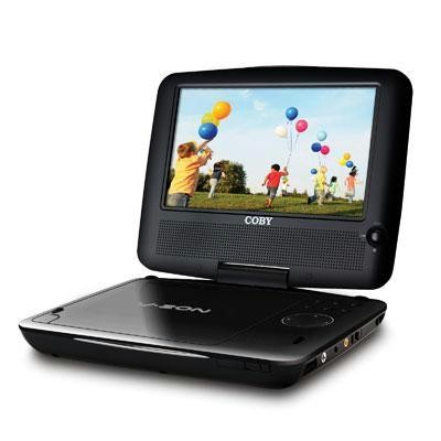 "10"" Tft Slim Portable Dvd"