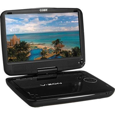 "9"" TFT Portable DVD Player"