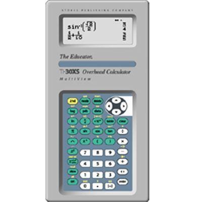 TI-30XS MultiView OH Calc